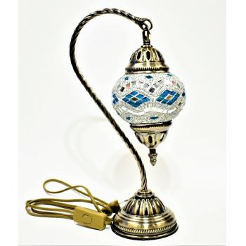 Настольная лампа Морокко в восточном стиле.