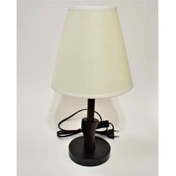 Настольная лампа с торшером, высота 40 см.