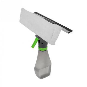 Щетка для мытья окон с распылителем.